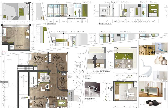 Projekt lieblingsb ro for 1 zu 20 innenarchitektur